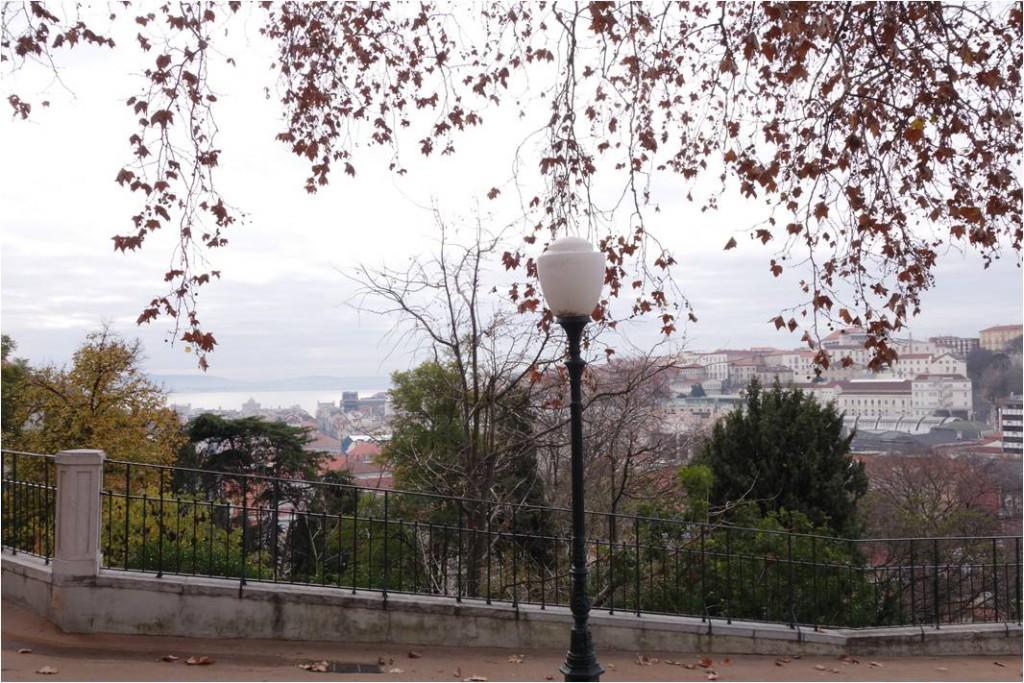 Jardim de Torel Aussicht