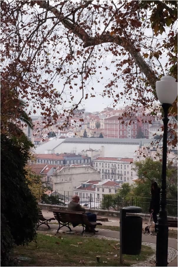 Jardim de Torel in Lissabon