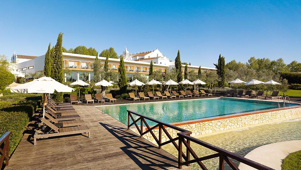 Luxus und Erholung pur im Convento do Espinheiro Hotel & Spa bei Évora, Alentejo