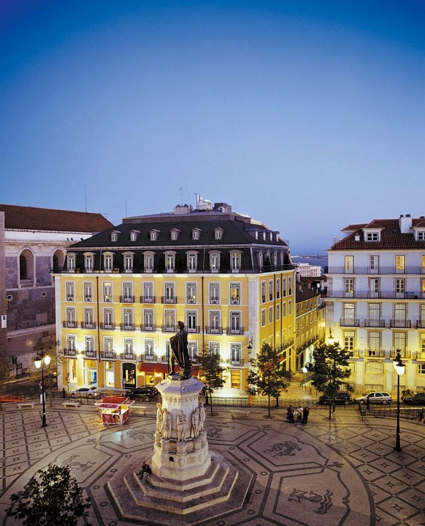 Bairro Alto Hotel im Herzen von Lissabon