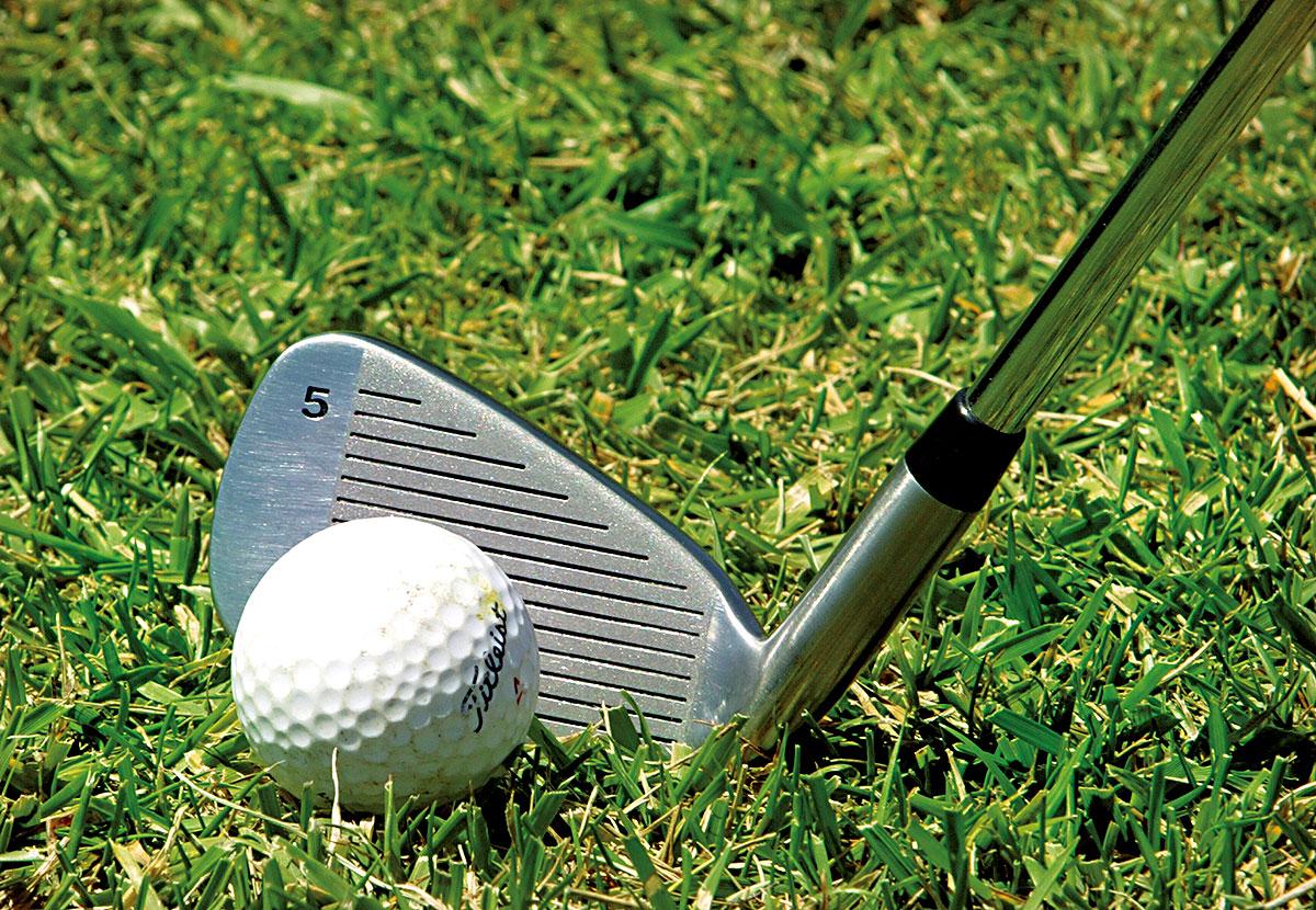 Tipps Golfurlaub Schläger Golfball OLIMAR Reisen