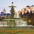 Fuente De Las Tres Gracias Málaga