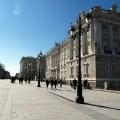 Königspalast Palacio Real in Madrid