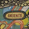 isländ.Erró, Oriente auf Azulejo