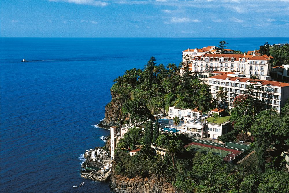Hotel Reid's Palace auf Madeira