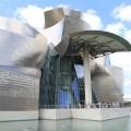 Außenansicht vom Guggenheim Museum Bilbao