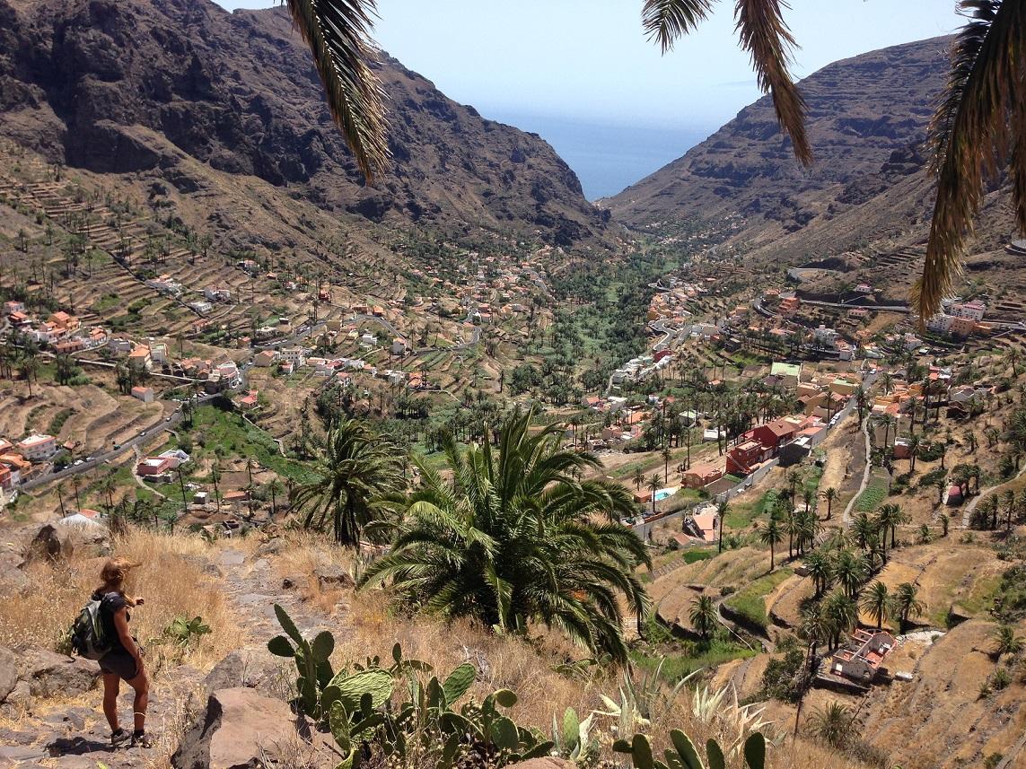 Tal Valle Gran Rey, La Gomera