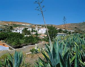 Betancuria - die frühere Inselhauptstadt Fuerteventuras