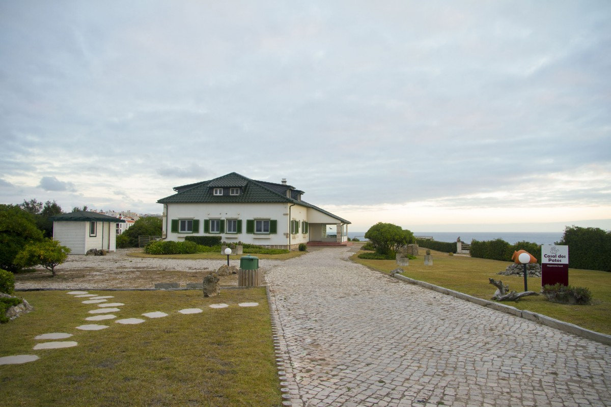 Unterkunft Casal dos Patos an Portugals Westküste