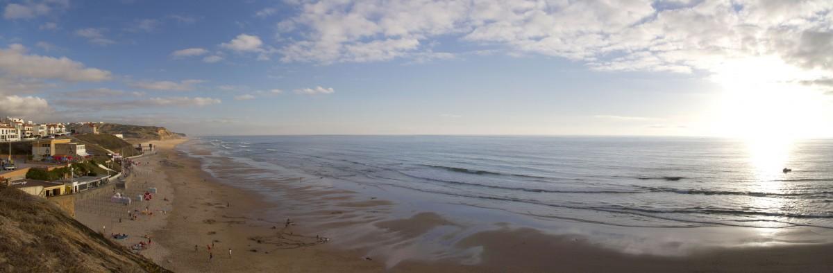 Panorama Praia da Areia Branca