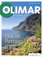 OLIMAR Katalog für Portugal mit Madeira, Azoren und Kapverden