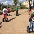 Segway-Fahrer Mallorca