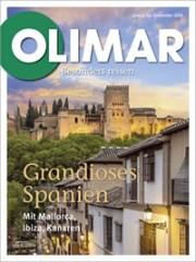OLIMAR Katalog für Spanien