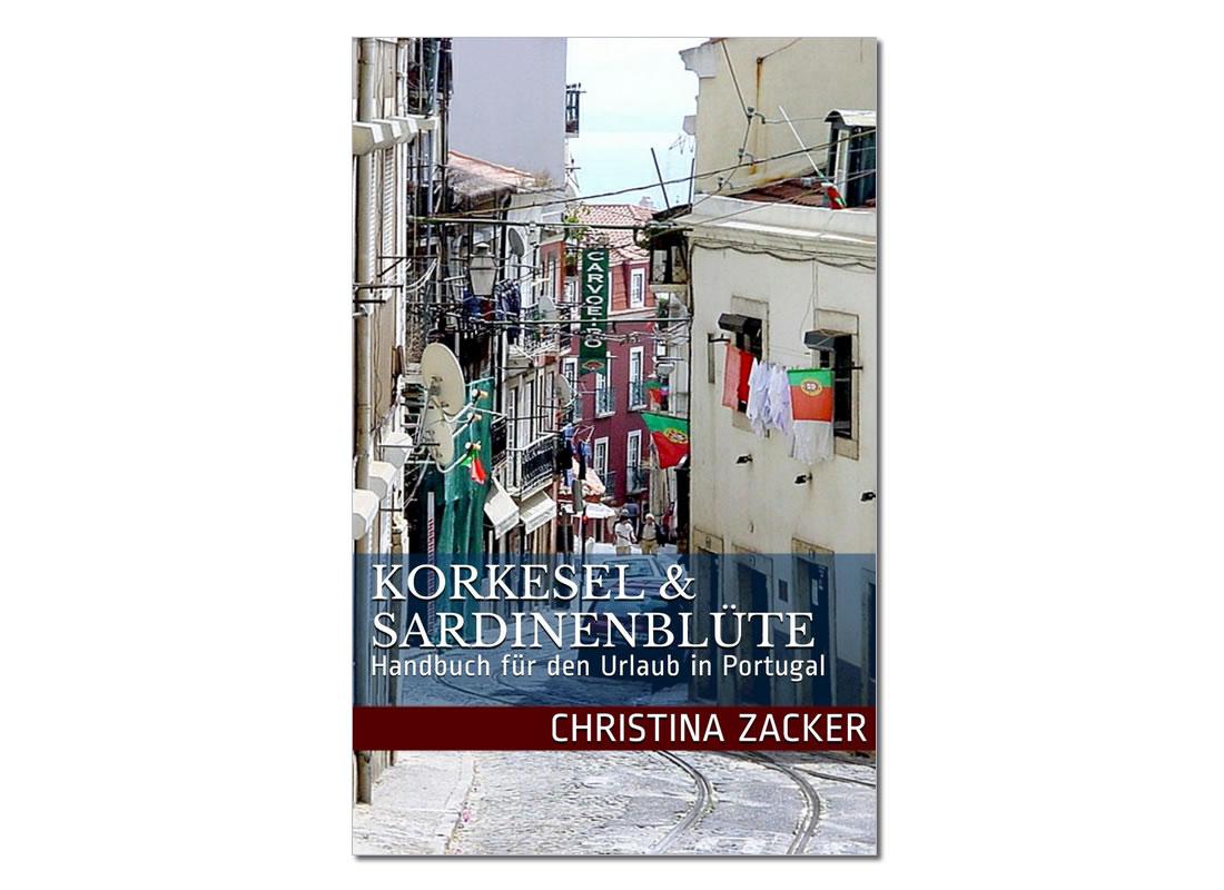 Handbuch für den Portugal Urlaub - Buchcover