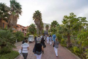 Hotelbesichtigungen Katalogvorstellung Olimar Reisen