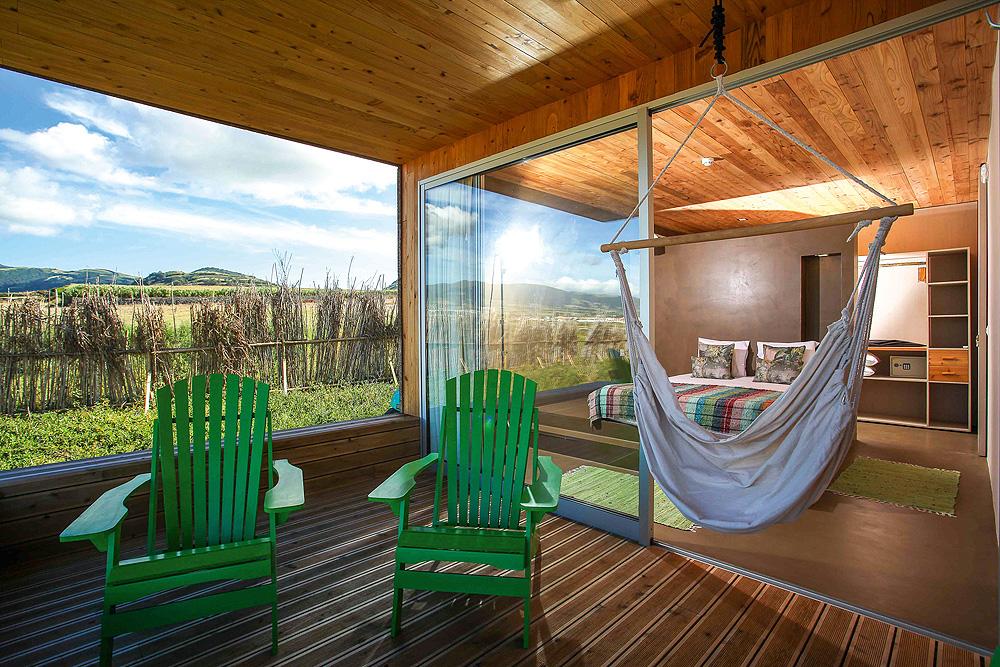 Santa Barbara Eco-Beach Resort Azoren