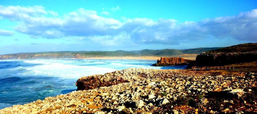 Brandung am Cabo Pontal