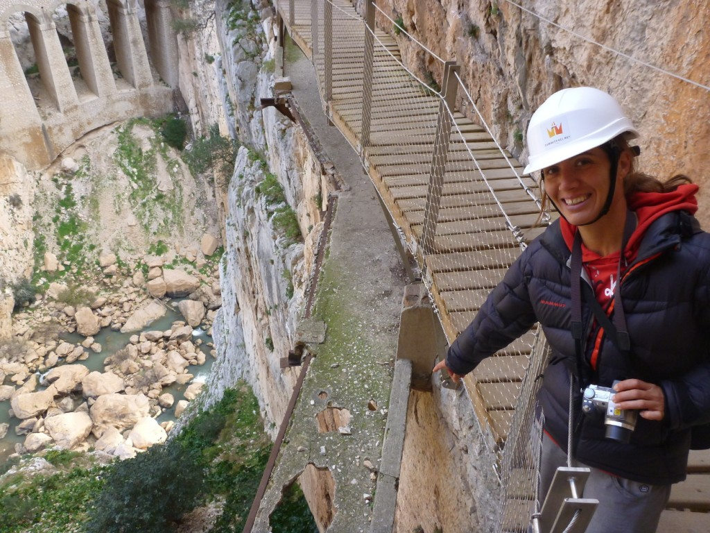 Klettersteig Caminito Del Rey : Ein königlicher wanderweg u2013 der caminito del rey