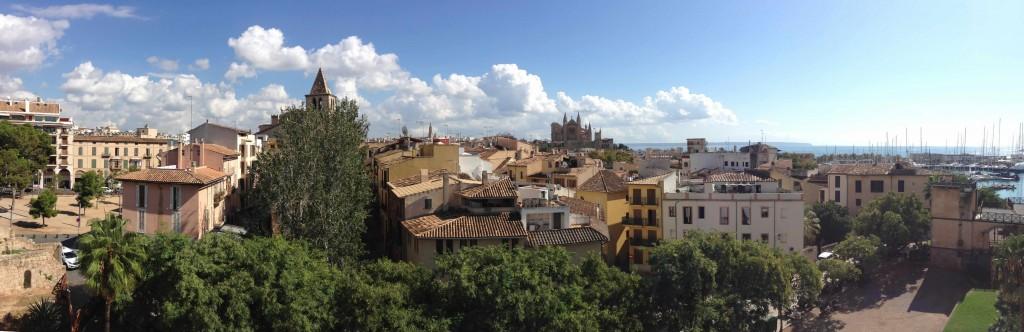 Ausblick Palma Panorama