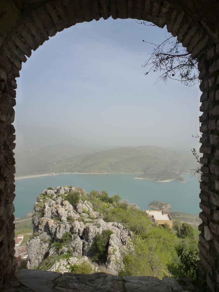 Ausblick aus der Burg