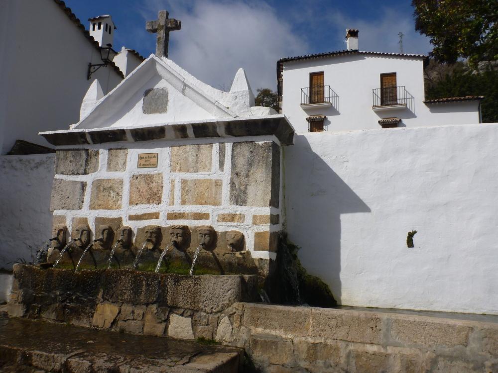 Brunnen Grazalema
