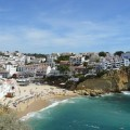 Urlaub in Carvoeiro an der Algarve