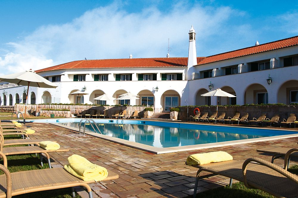 Pousadas de Portugal Algarve Sagres Pool in einer Ferienanlage
