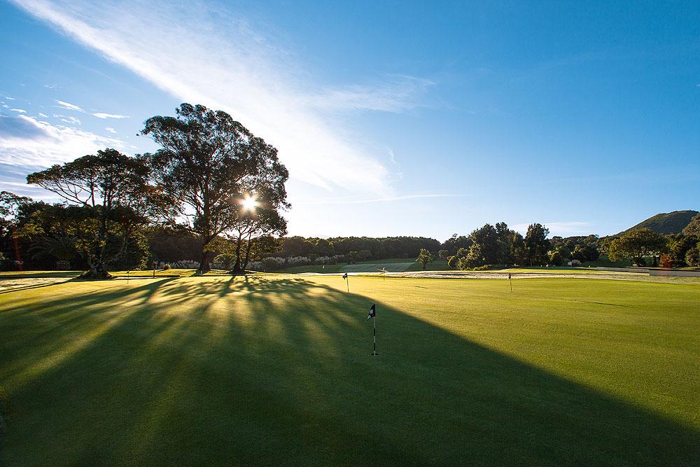 Azoren Golfplatz Sonne Golfreise