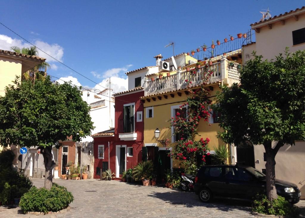 Plaza Vapor in Palma