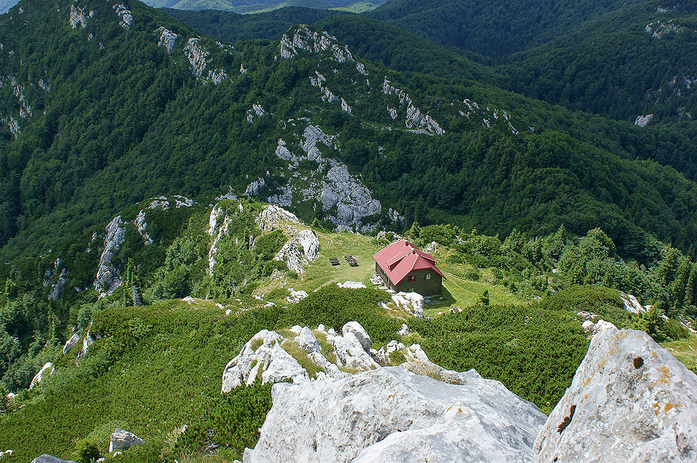 Nationalpark Risnjak Kroatien