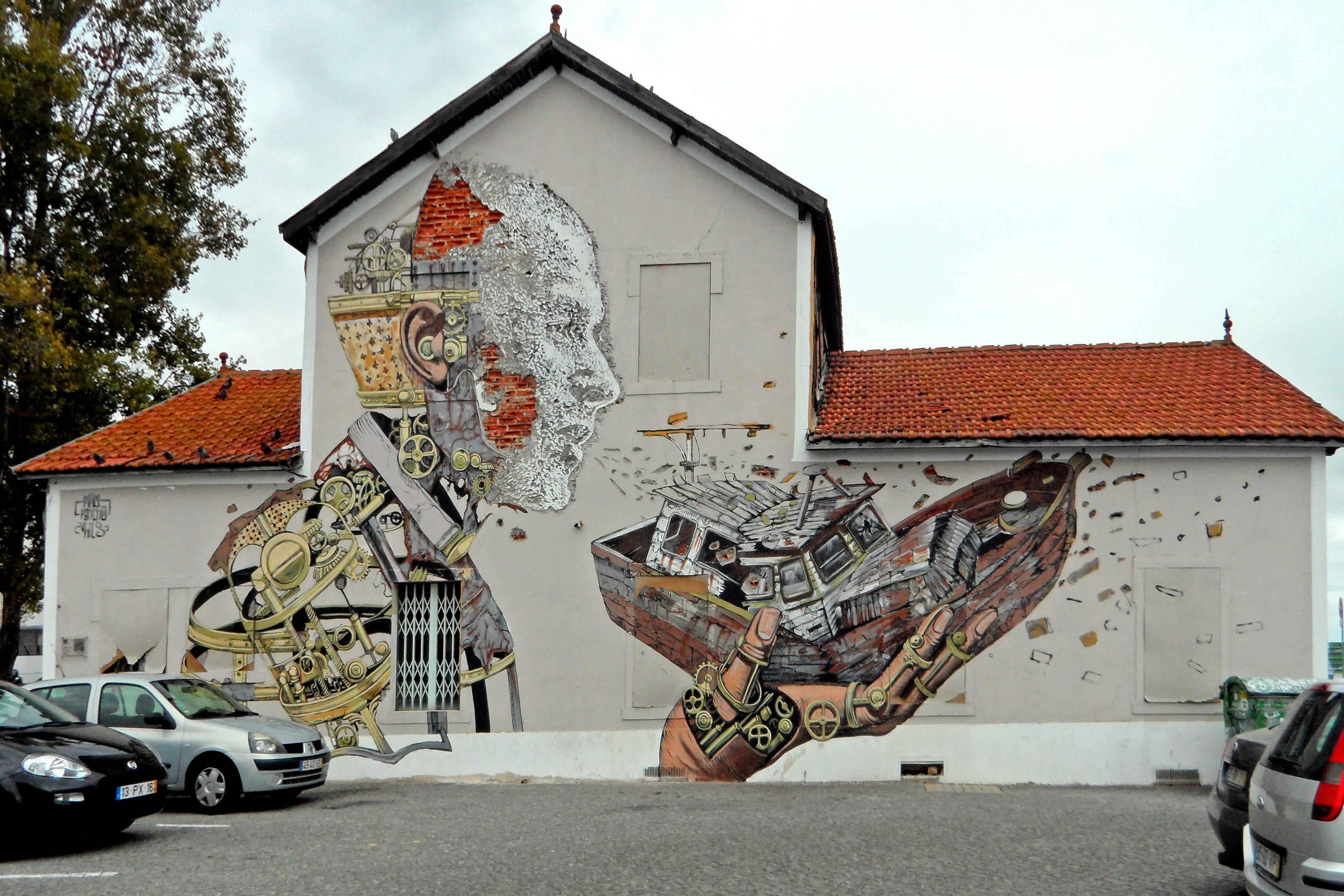 Lissabon Street Art Graffiti 13