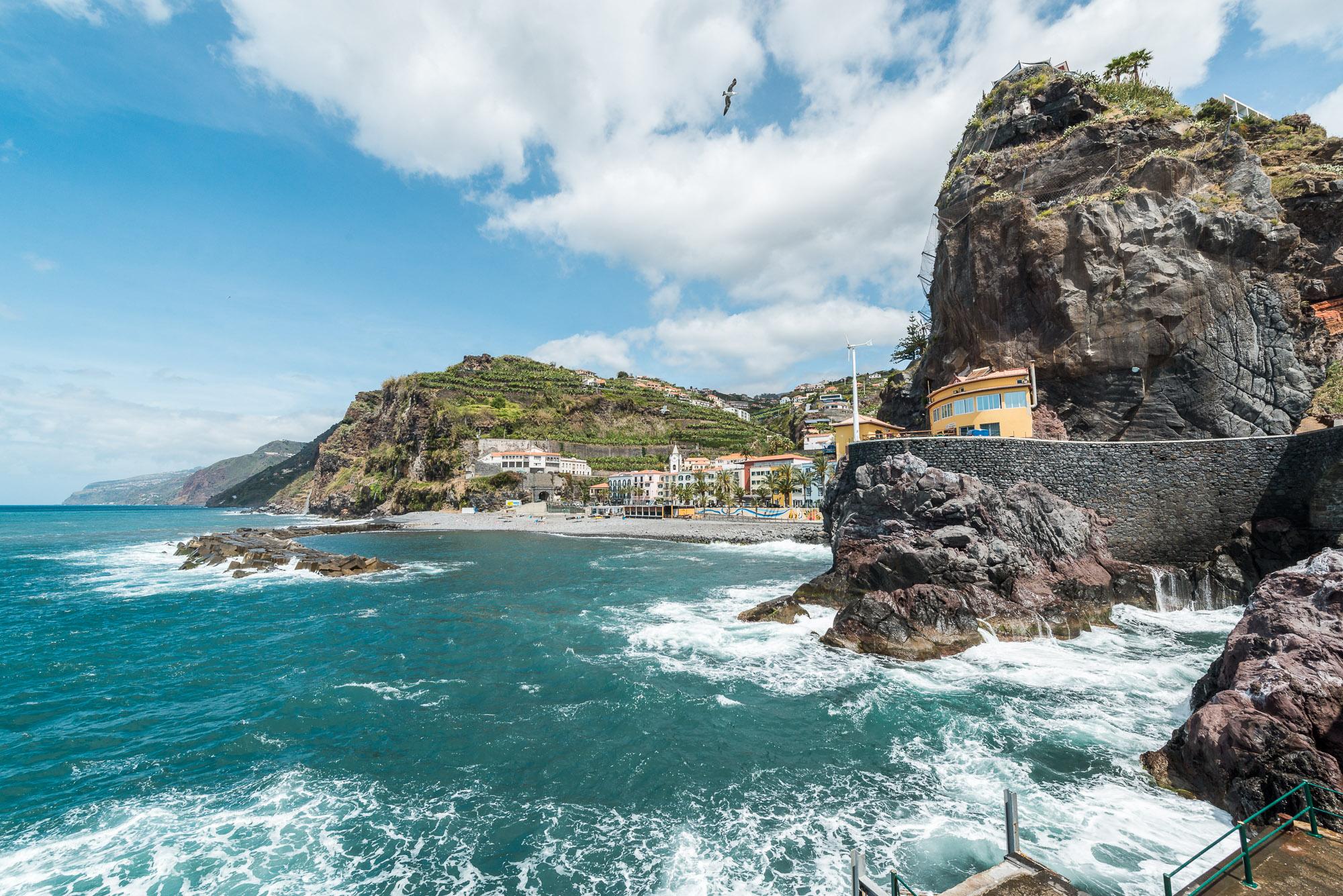 Ausblick Madeira Mietwagen Tour