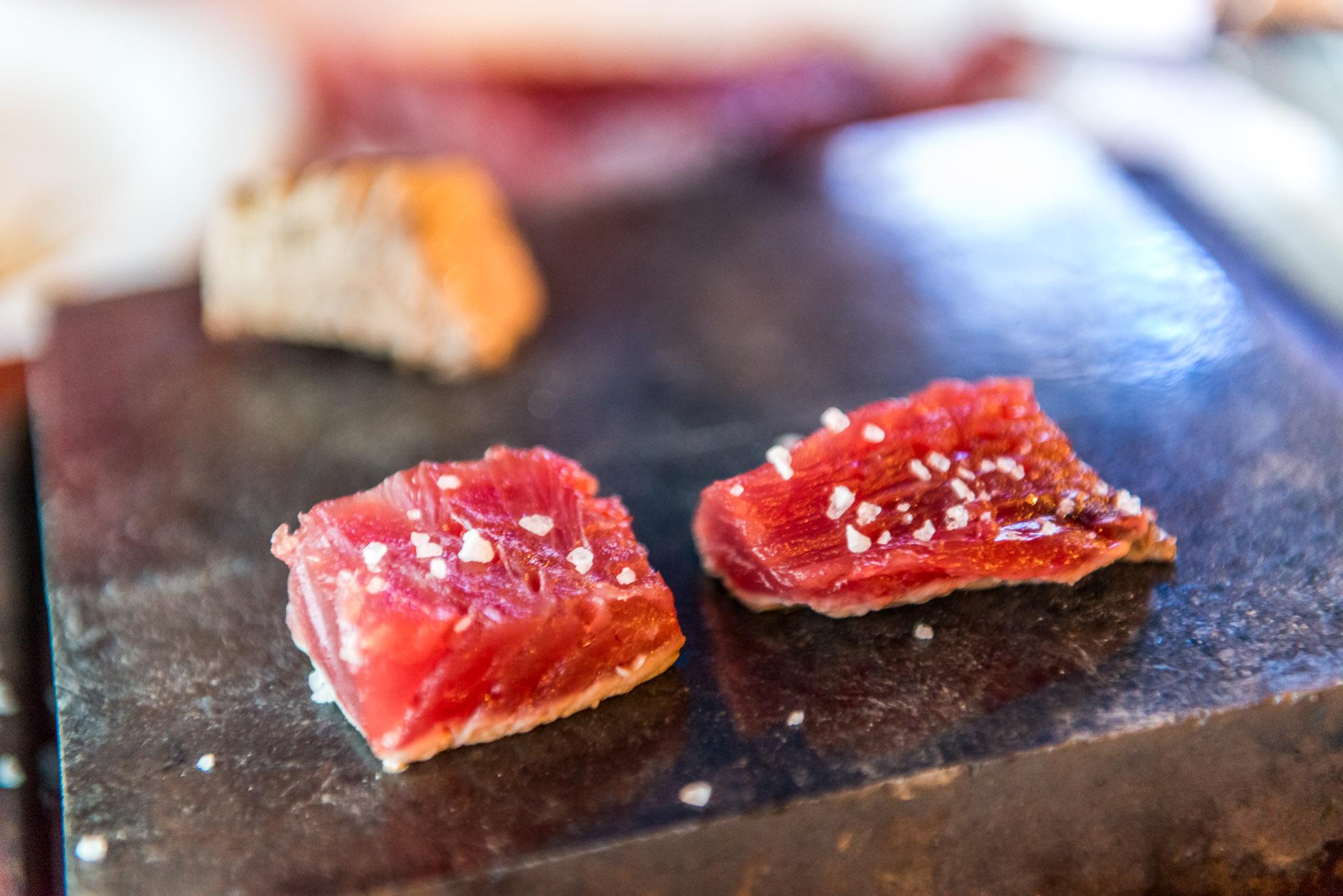 Fisch Sushi Sao Miguel