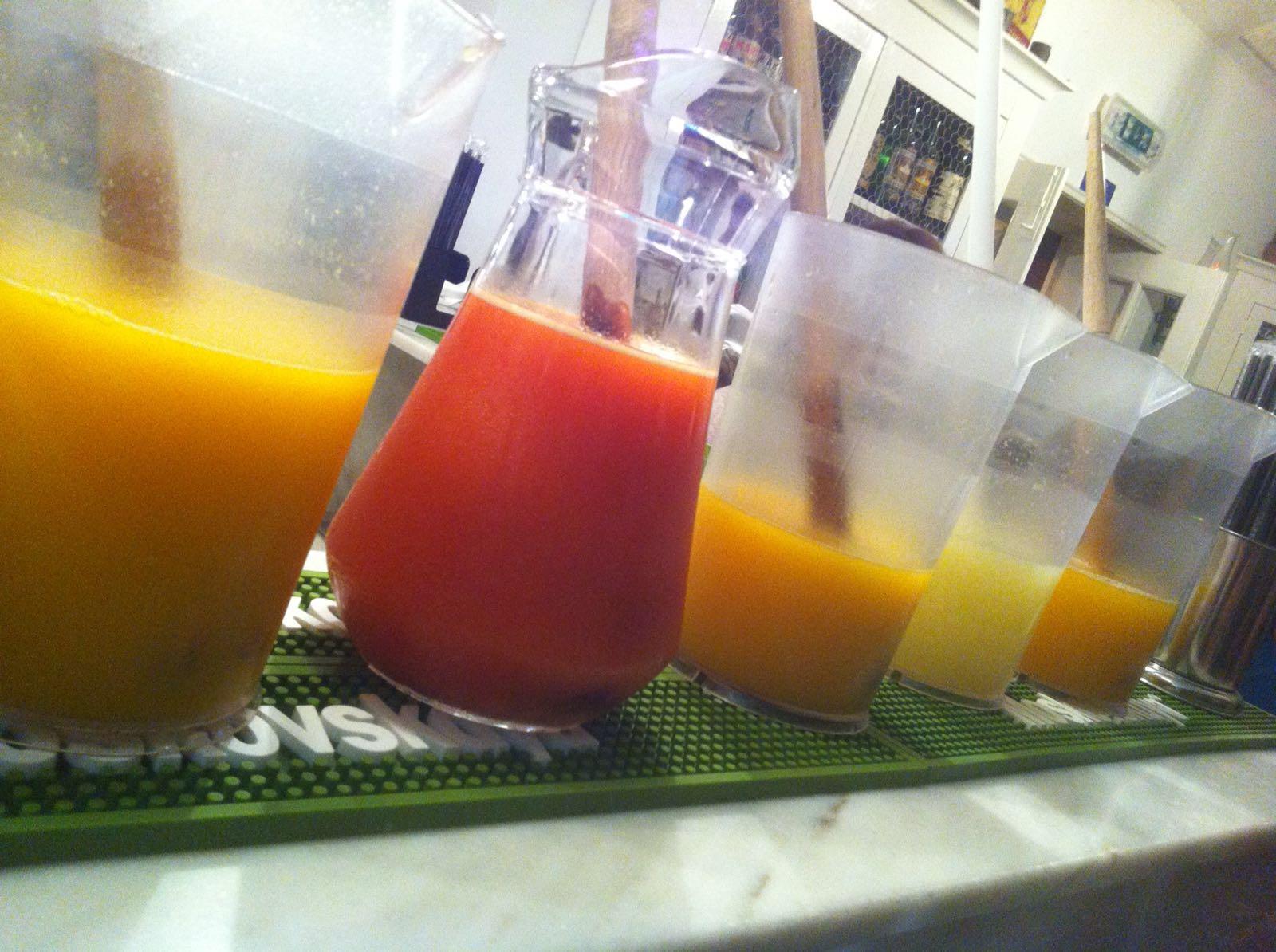 Cocktails Madeira Feiern gehen Tipps