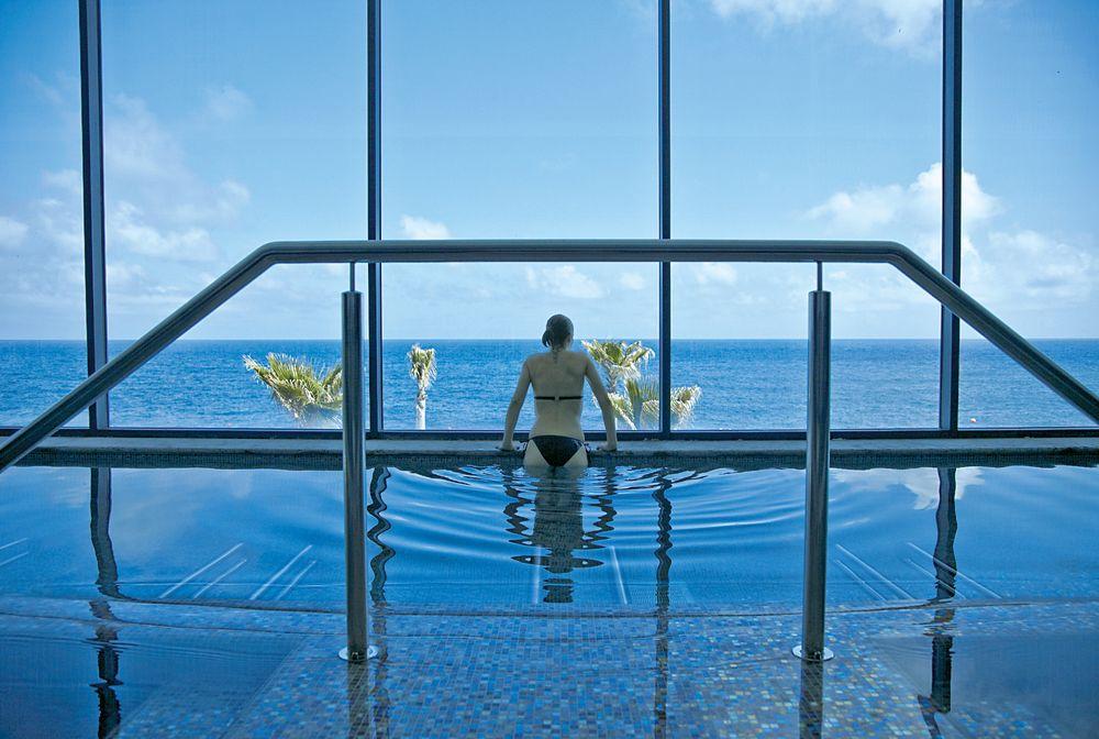 Indoor Pool Wellness Urlaub