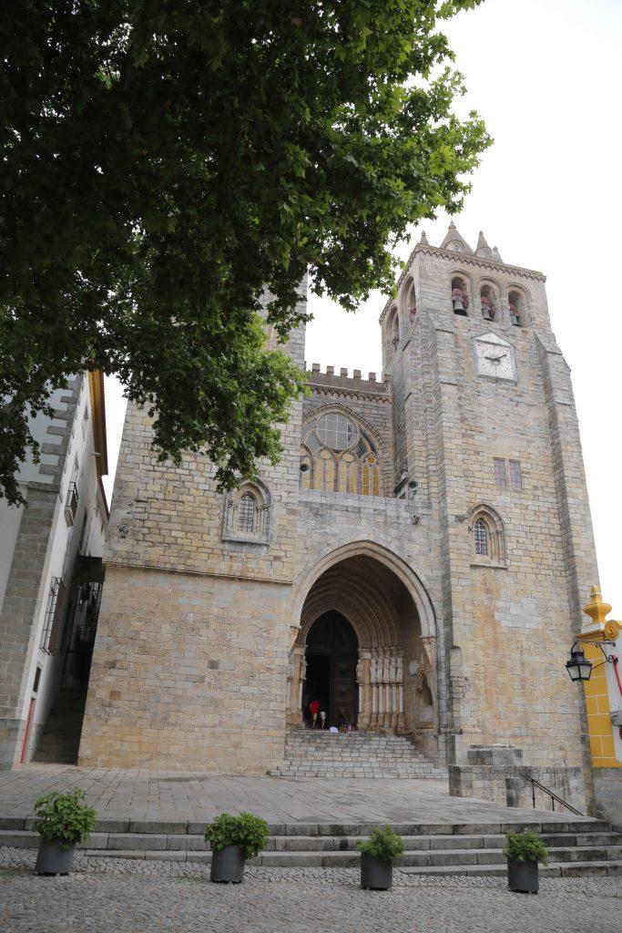 Evora-Kathedrale