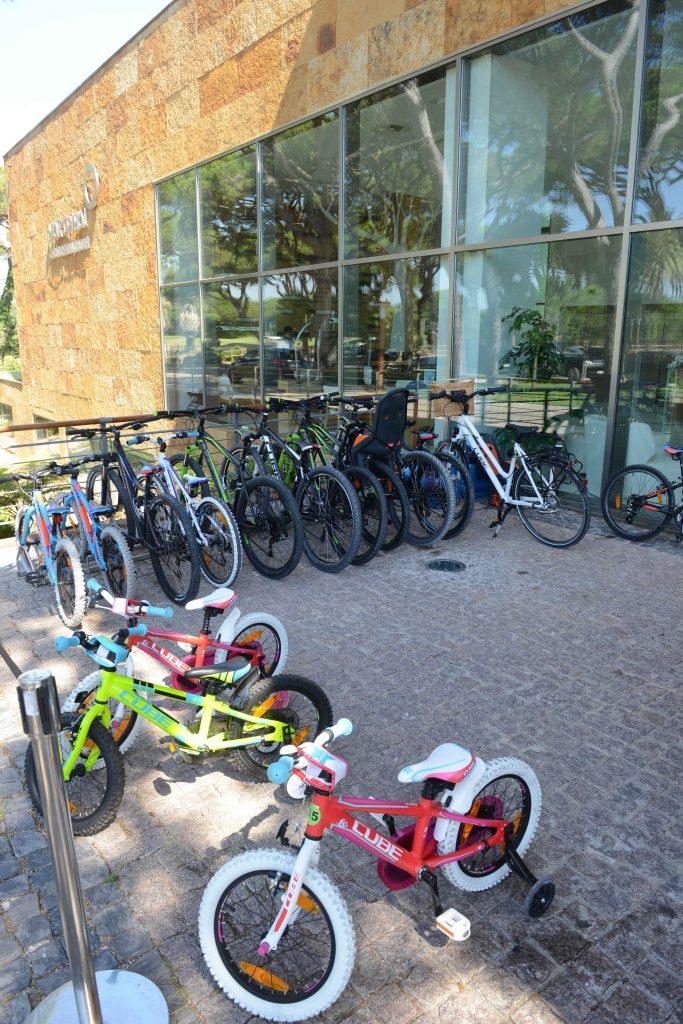 Fahrräder-Martinhal