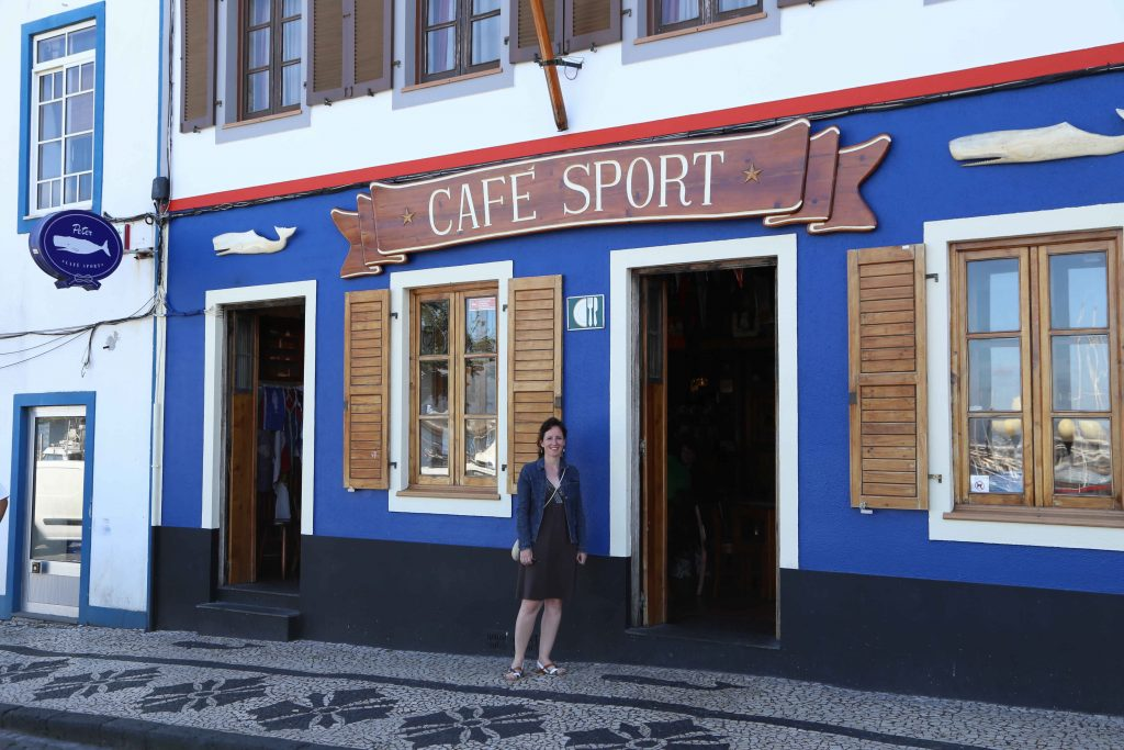 Faial Peter Cafe Sport