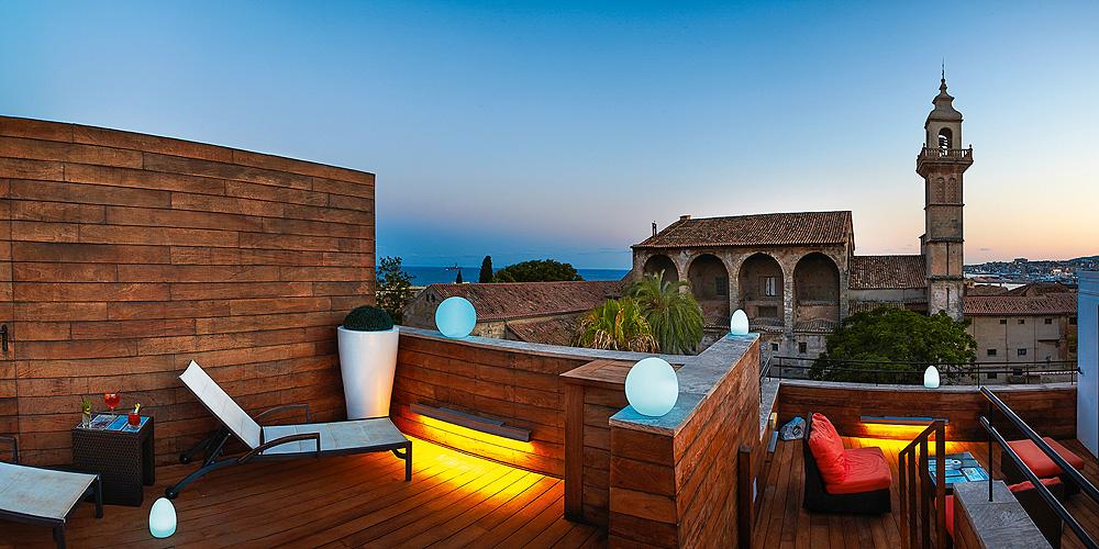 Terrasse Santa Clara Urban Hotel & Spa
