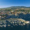 Lissabons Kuesten Cascais Hafen