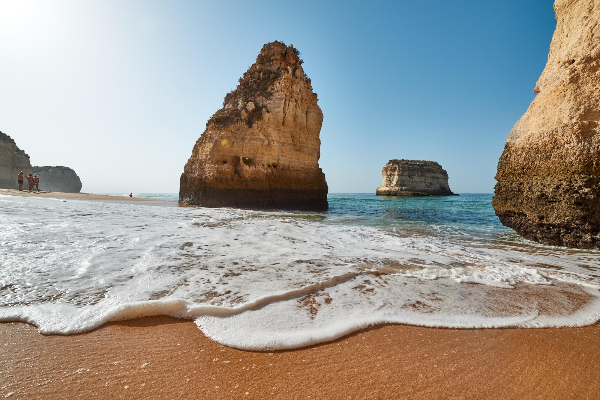 Urlaub Tipp Stand Algarve Portugal