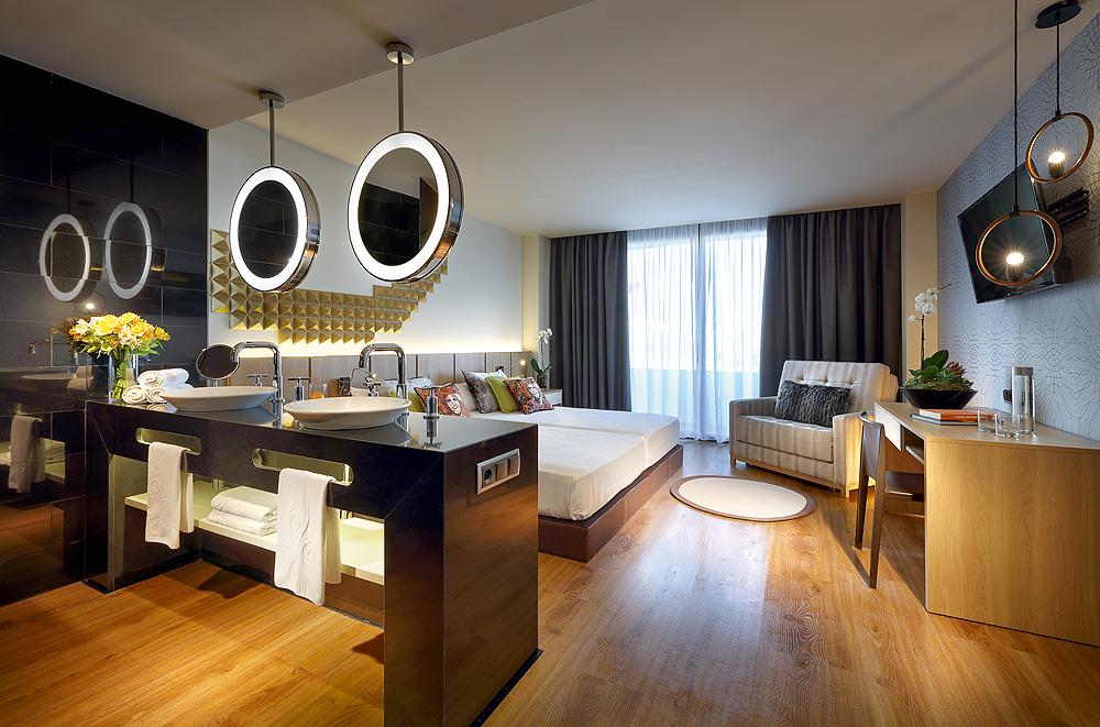 Hard Rock Hotel Teneriffa Zimmer