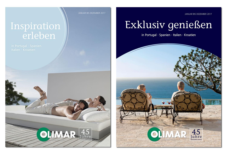 OLIMAR Themenwelten Kataloge 2017