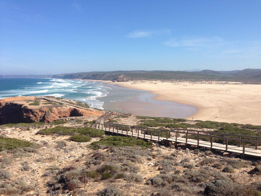 Küste Meer Portugal Wanderurlaub Rota Vicentina