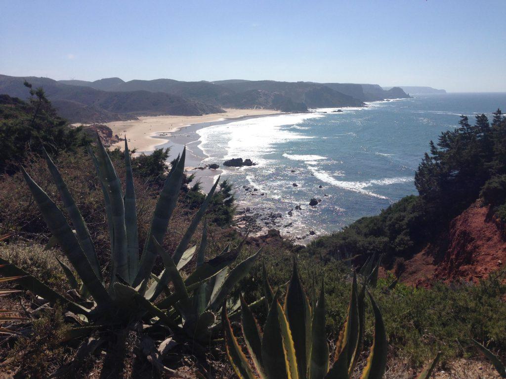 Praia do Amado Meer Rota Vicentina