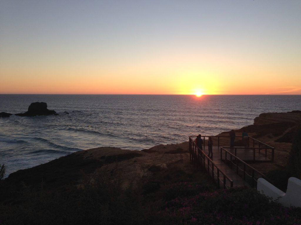 Sonnenuntergang Zambujeira do Mar