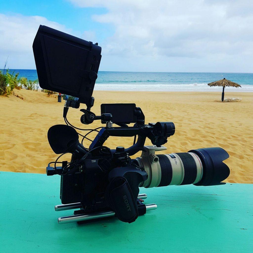 kamera-strand-portosanto