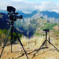 Kamera Timelapse Wolken Madeira reisevideo