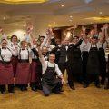 Team Gallo d'Oro Cliff Bay Hotel