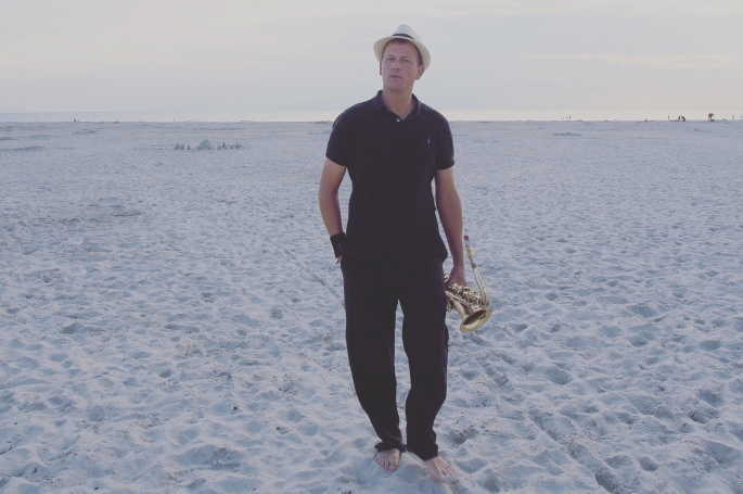 Musiker Prince Alec Strand Portugal